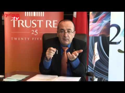 Michail KARAFOULIDIS Corporate Services Officer, TRUST Re