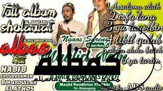 ALBAS SOKO FEAT HABIB ABDURRAHMAN BIN ABDULLAH AL ATHOS FULL ALBUM COVER ALBAS
