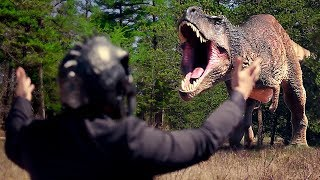 JURASSIC GAMES Trailer (2018) Sci-Fi, Dinosaurs, Action Movie HD