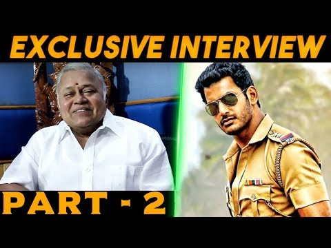 Kalaimamani radha ravi actor secretary sifaa open heart interview i don t  care about vishal
