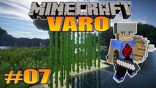Zuckerrohr! Aufrüstung der Maschinerie!: Minecraft VARO - Folge #07 (SparkofPhoenix)