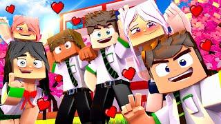 Minecraft NOVA SER E  ESCOLA do AMOR  01 ‹ Goten ›