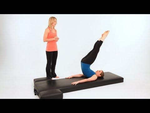 How to Do the Full Corkscrew | Pilates Workout
