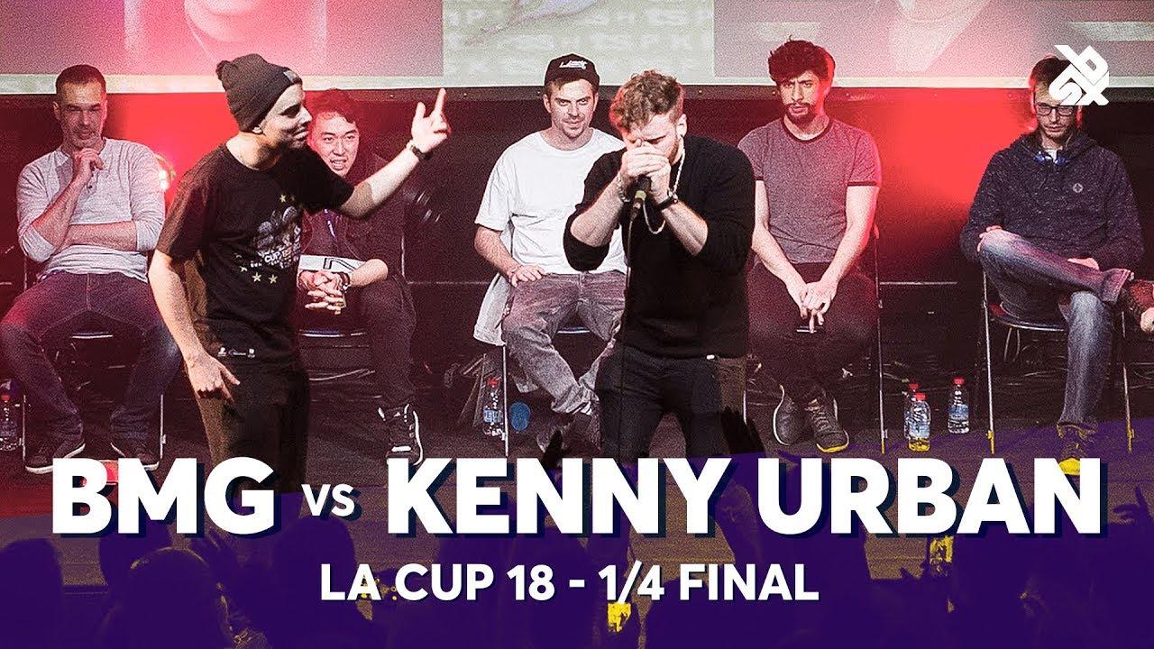 BMG vs KENNY URBAN | La Cup WORLDWIDE 2018 | 1/4 Final
