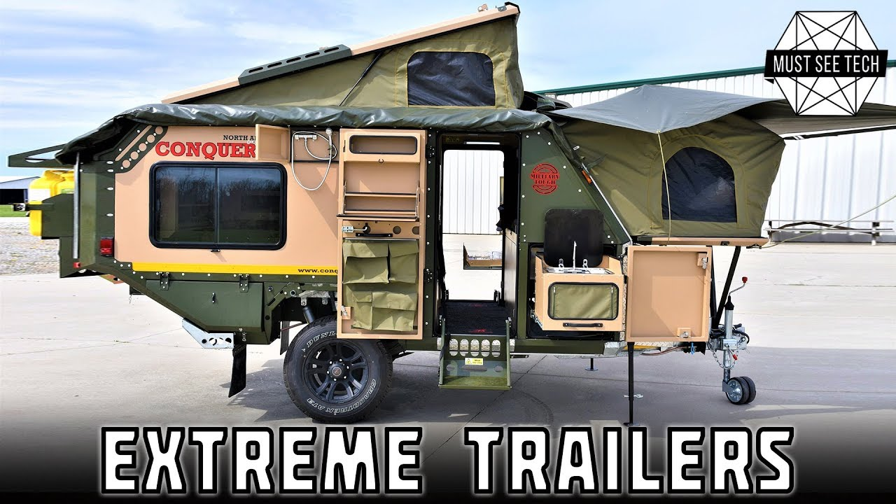 8 Reasons Why Your First RV Should Be A Camper Trailer