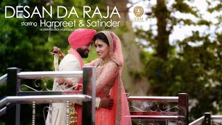 DESAN DA RAJA - Indian Sikh Wedding in America