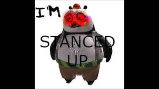 Panda but with the Roblox death sound (EARRAPE)