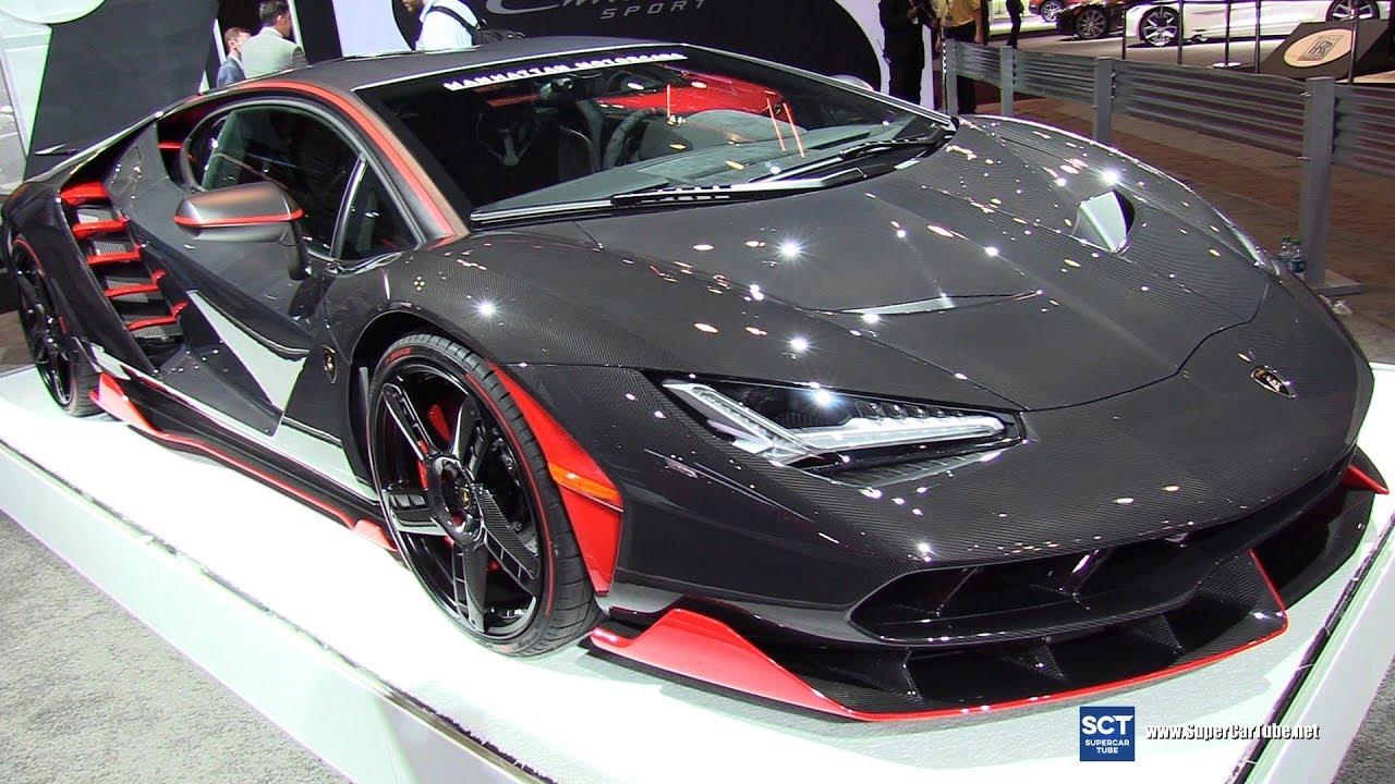 Lamborghini New York >> 2018 Lamborghini Centenario LP770-4 - Exterior Walkaround ...