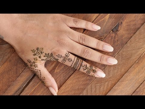 DIY YOUR HENNA AT HOME  abetweene