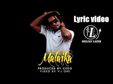 Nyashinski Malaika Lyrics Video