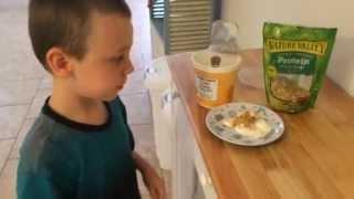 Cooking With Chandler - Yogurt And Granola