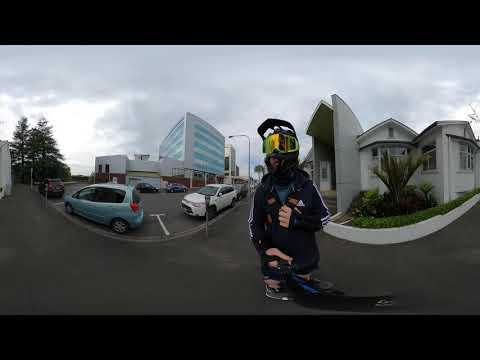 Hamilton NZ CBD Part 1