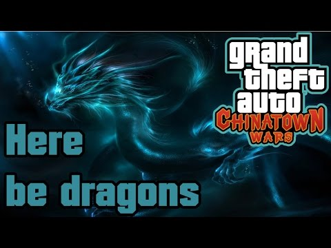 GTA Chinatown Wars: Easter egg