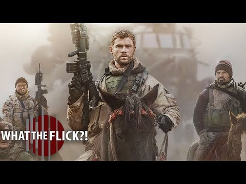 12 Strong – Official Movie Review