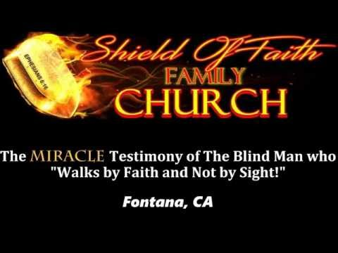 Christian Man in Fontana Shot in Head by His Famous Father and Left To Die | Christian Church