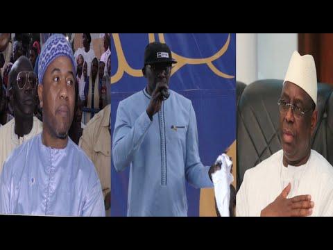 """Bougane à Mbacké: Assane Diouf déballe """"Khorom na Macky ba Khorom déssatoul Sénégal"""""""