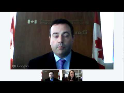 Citizenship and Immigration Minister Jason Kenney in Q&A with Globe and Mail readers