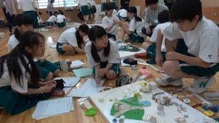 「みんなの公園づくり」ワークショップー第5回(東日本大震災復興支援)/ 日本ユニセフ協会