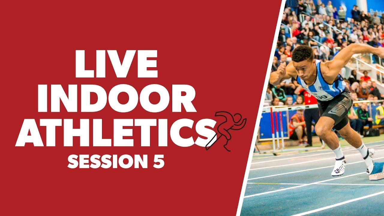 BUCS Nationals 2020 | Athletics Session 5