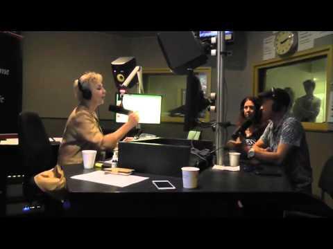 Live hypnosis fun on Curtin FM with Jenny Seaton & Susan May