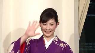 越後長岡応援団の女優・常盤貴子さんから新年のメッセージをいただきま...