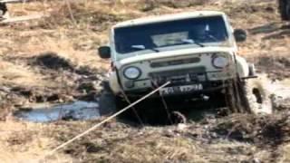 Джип триал 2009 хабаровск