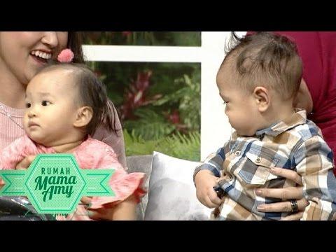 Rafathar Kenalan Sama Thalia - Rumah Mama Amy (20/6)