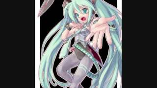 Hatsune Miku - Anthem [VOCALOID2 Slideshow]