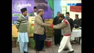 Annual 2011 Games, Jamia Ahmadiyya Rabwah Junior section