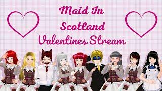 Maid In Scotland V-Tuber Valentines stream!