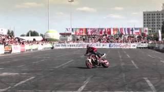 Thala  Ajith Motorbike Riding At Its Best - 2002