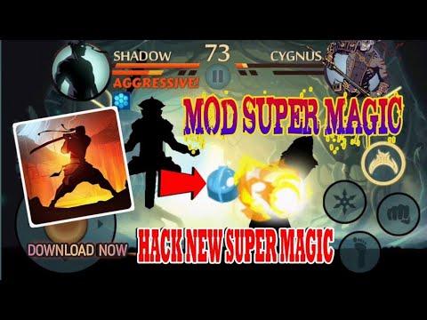 Shadow Fight 2 Super Magic Mod Download||SF2 Titan Mod Download