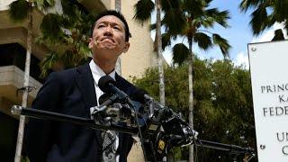 Hawaii judge blocks Trump's new travel ban