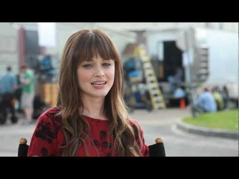 Cast Interview - Alexis Bledel - Tell us about working with the director, Jeff Bleckner.