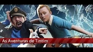 Bluray As Aventura De TINTIN