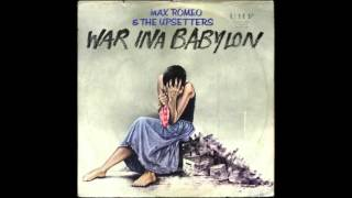 Stealing In The Name Of Jah  -  Max Romeo & the Upsetters