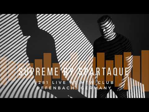 Supreme 281 with Spartaque Live @ MTW Club, Offenbach, Germany