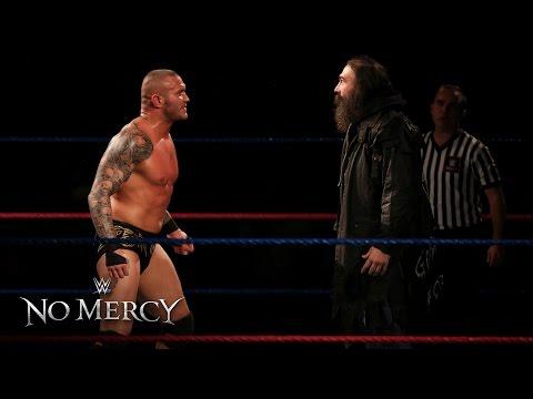 Luke Harper makes a shocking return to confront Randy Orton: WWE No Mercy 2016