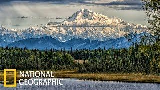 Денали - царство дикой природы на Аляске. Первозданная природа. Эдем жизни (National Geographic)