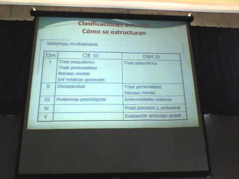 1 DSM IV   CIE10