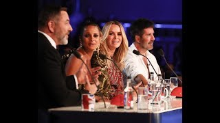 Simon Cowell Approves Amanda Holden's Britain's Got Talent 'contract' As She Signs Up For 'another 2
