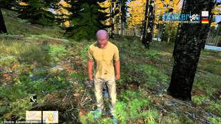 DayZ Standalone Meeting a Hacker