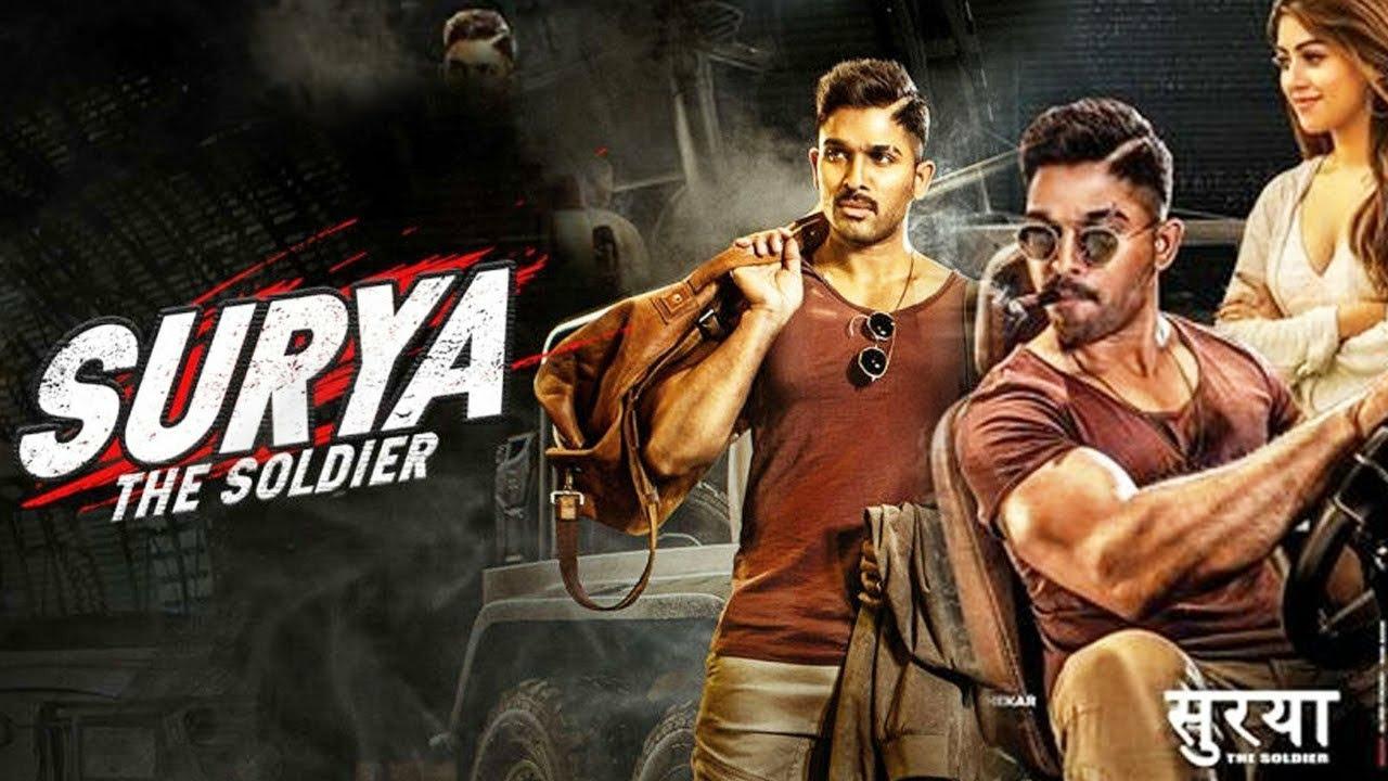 Download Surya The Soldier Full Movie Allu Arjun New South Movie