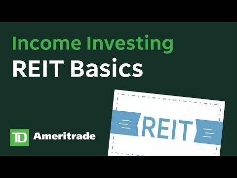 REIT Basics | Income Investing Course