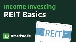 REIT Basics   Income Investing Course