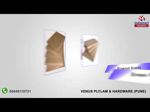 Plywood Boards And Hardware Fittings By Venus Plylam & Hardware, Pune
