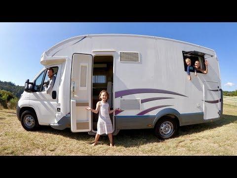 Flyttar in i en husbil - Nya Zeeland VLOGG