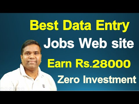 Best Data Entry Jobs Website | Telugu Vlogs From USA | H1b Visa Life In Usa