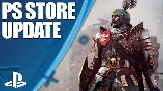 PlayStation Store Highlights - 12th December 2018