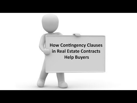 How Contingency Clauses in Real Estate Contracts Help Buyers